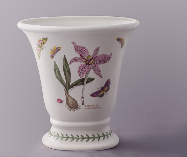 18 PORTMEIRION VASE 8 INCHES TALL by Tony Hill