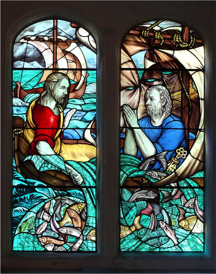 19 FISHERMAN'S WINDOW, IGHTHAM by Brian Whiston