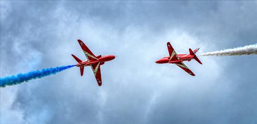 18 RED ARROWS by John Butler