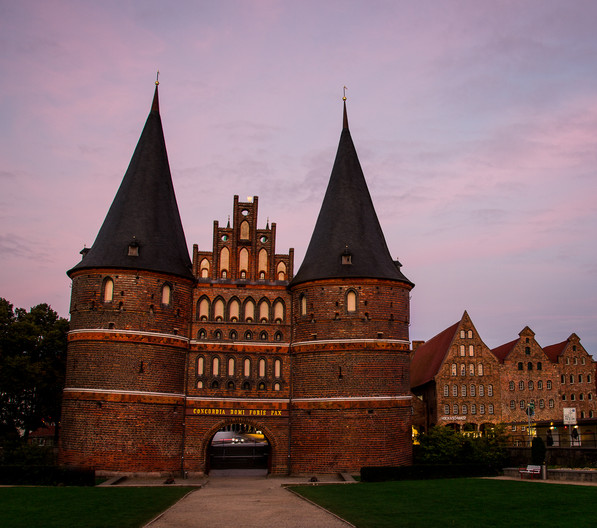 13 HOLSTENTOR LUEBECK by Kevin Yates