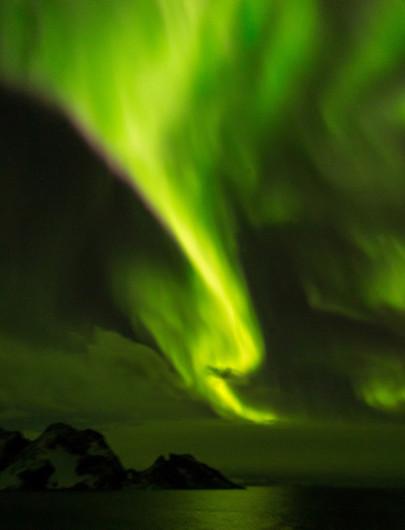 16 NORTHERN LIGHTS by David Parkinson