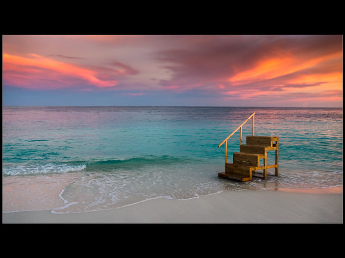 16 STAIRWAY TO ... by Peter Tabor