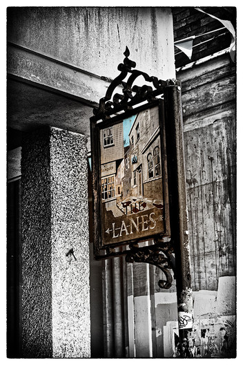 15 THE LANES - BRIGHTON by Steve Oakes