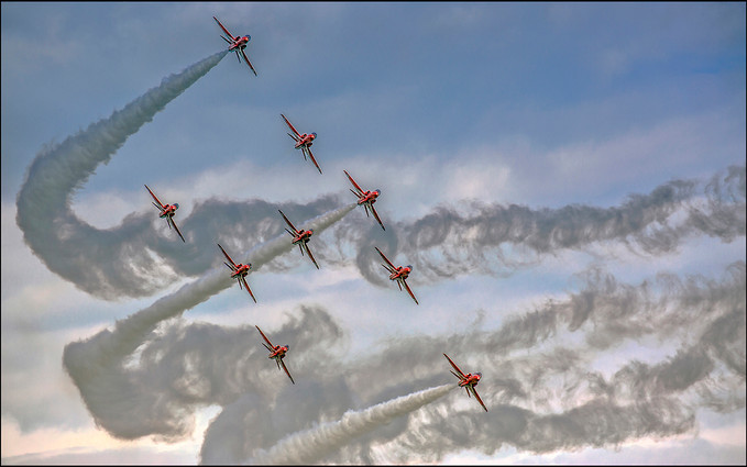 PERFECT FORMATION by Graham Bunyan