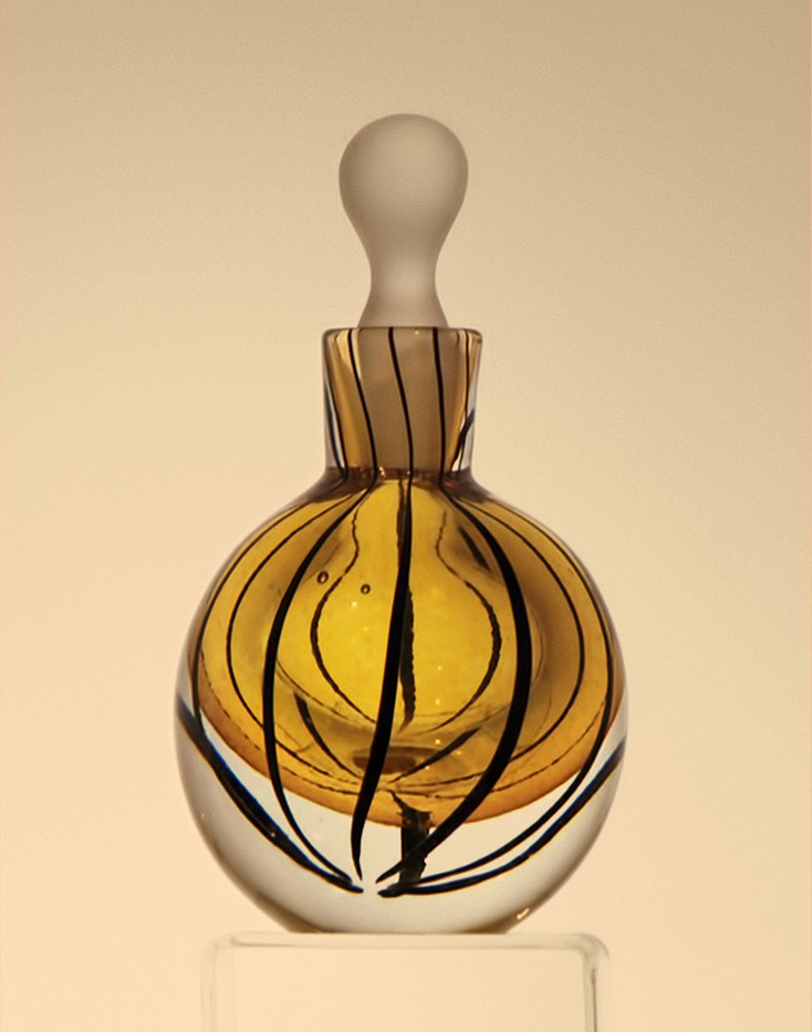 16 ERIN SCENT BOTTLE by Pam Sherren
