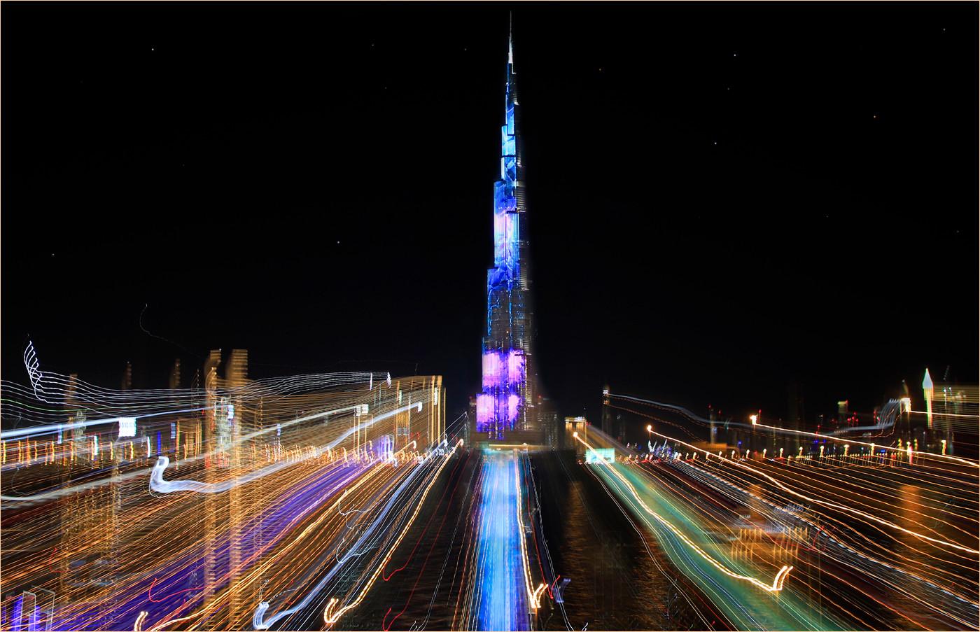 17 BURJ KHALIFA DUBAI by Dave Brooker