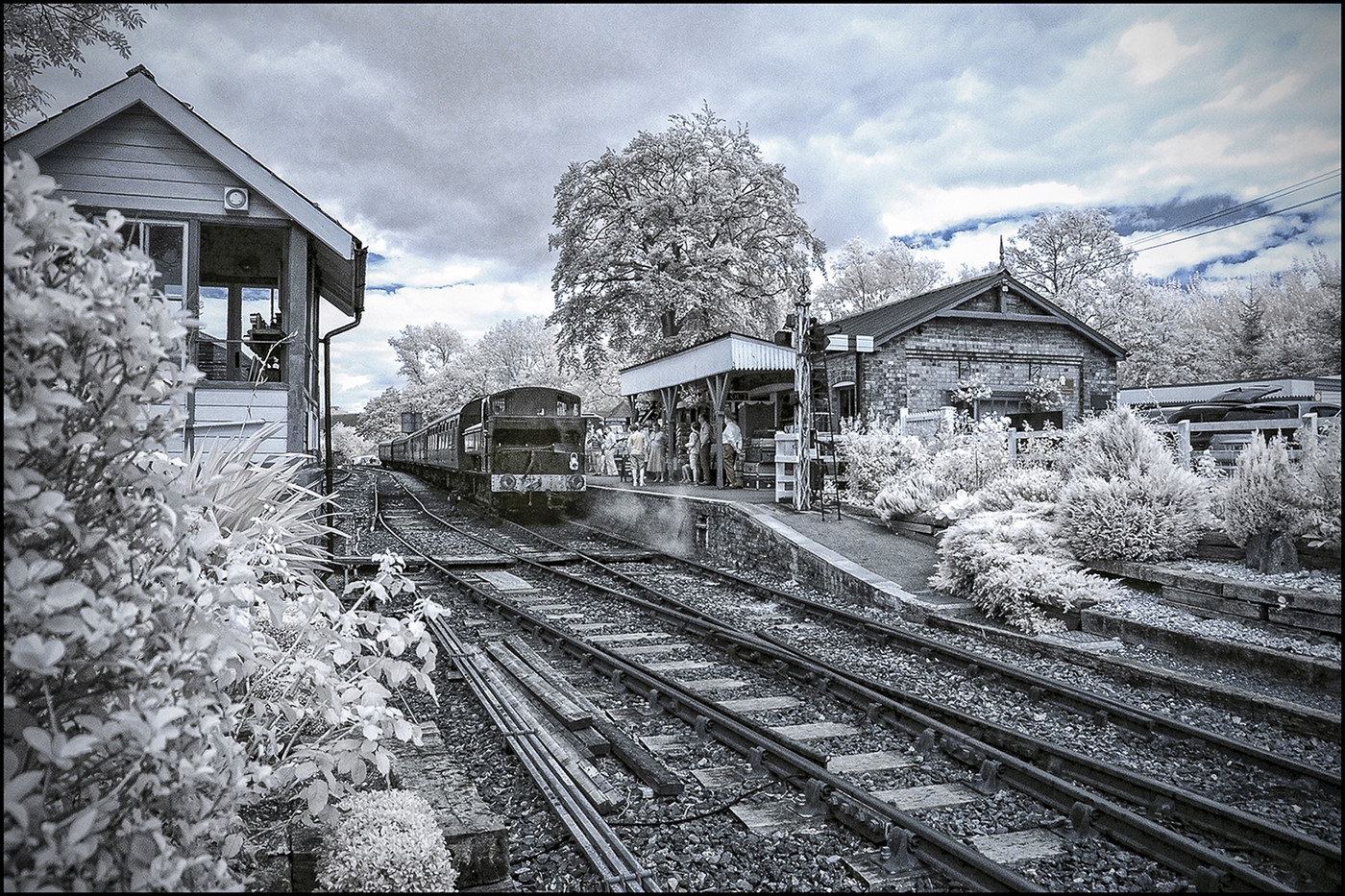 15 TENTERDEN STATION by Mick Dudley