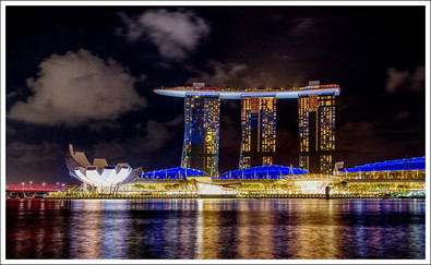 18 MARINA BAY SANDS SKYPARK, SINGAPORE by Dave Brooker