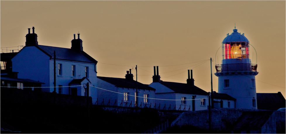 GROUP 1 17 ROACHES POINT LIGHTHOUSE COUNTY CORK by Dave Brooker