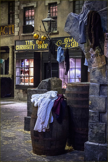 GROUP 1 17 DICKENS WORLD by Mike Shave