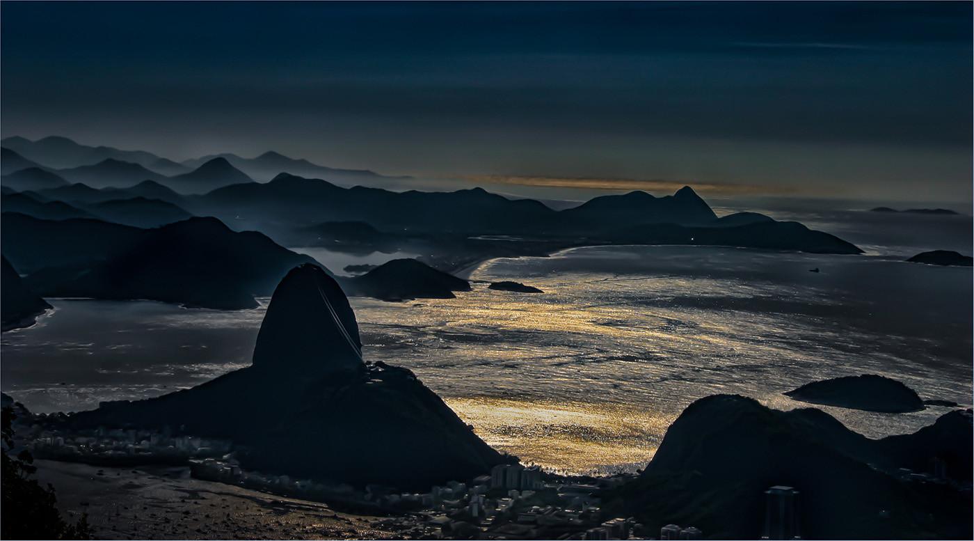15 SUGAR LOAF AND RIO BAY by Sonia Peek