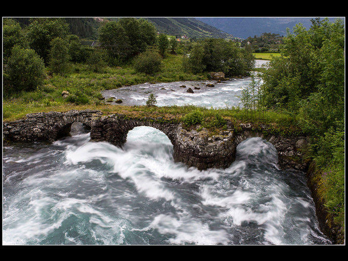 GROUP 1 16 RAGING RIVER, NORWAY by Jack Casement
