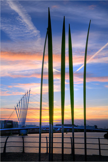 GROUP 1 16 SKYLINES SALFORD QUAYS by Dave Brooker