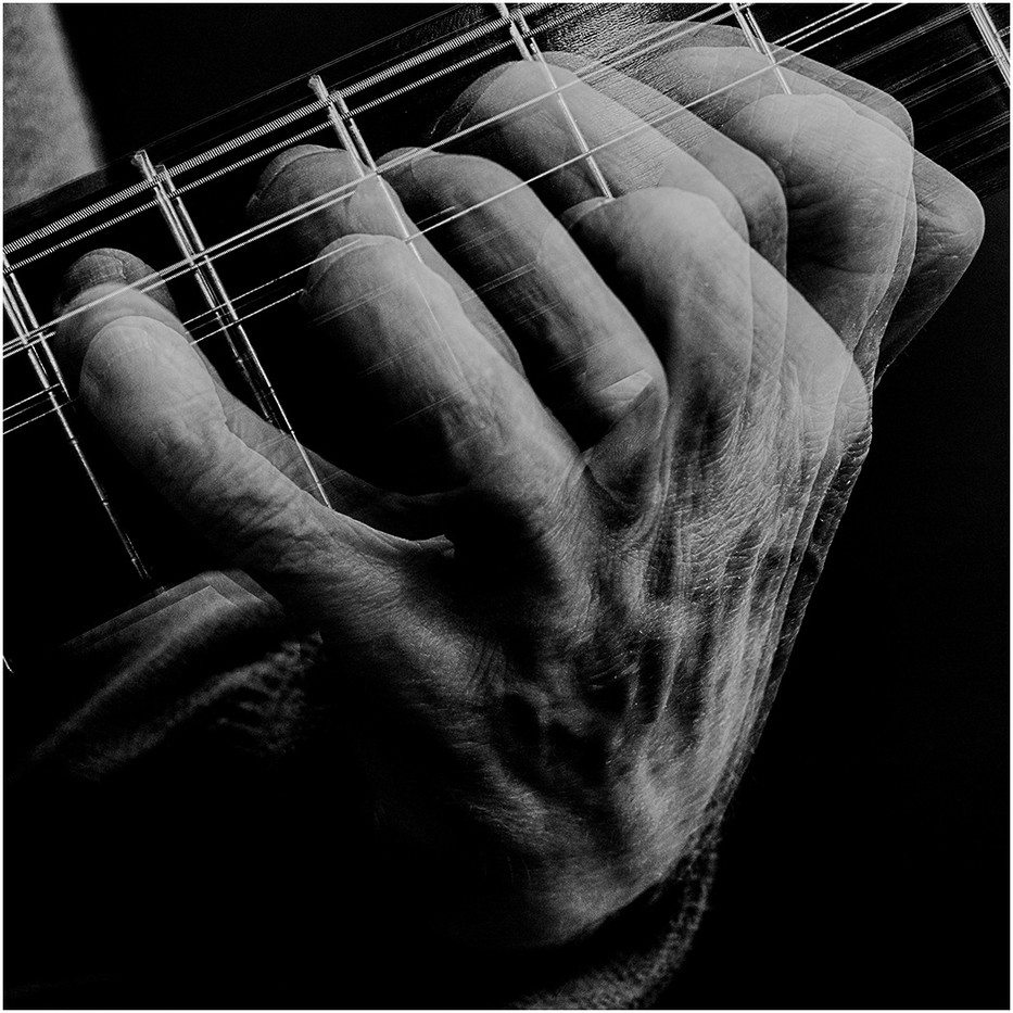 16 GUITARIST'S FAST FINGERS by Les Welton