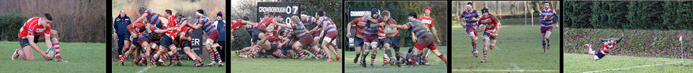 18 A GAME TO PLAY by Denys Clarke
