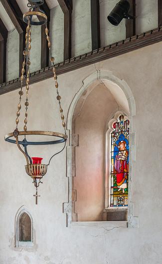 17 HOLY LIGHT ALL SAINTS CHURCH IDEN  by Chris Rigby