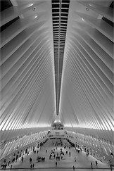 19 WESTFIELD SHOPPING CENTRE GROUND ZERO NEW YORK by Dave Brooker