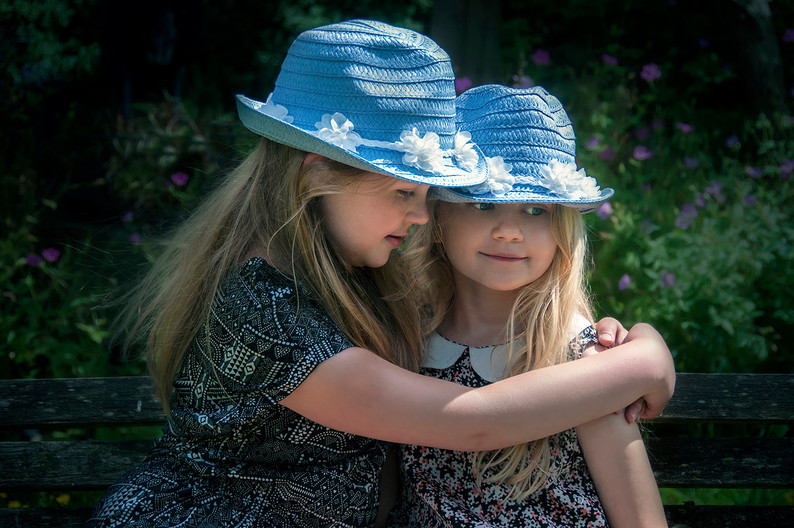 16 SISTERLY LOVE by Ann Paine