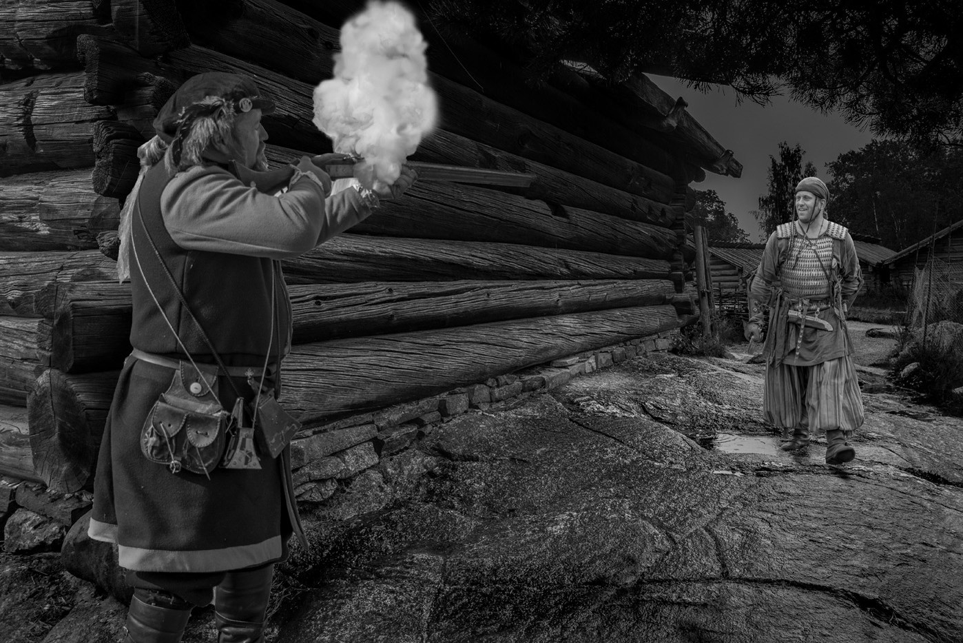 15 SMOKE WITHOUT FIRE by Alan Cork