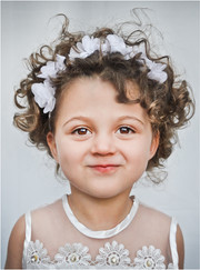 16 LITTLE MISS CURLY LOCKS GOES TO THE WEDDING by Annik Pauwels