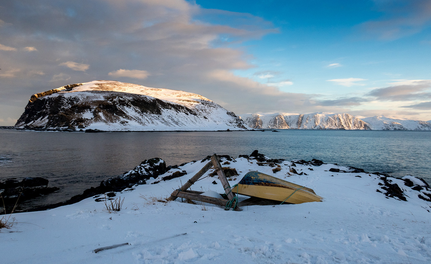 16 SKARSVAG NORWAY by David Parkinson