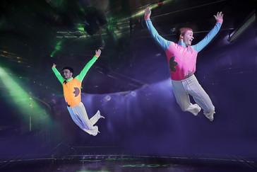 16 HIGH JUMP by Pam Sherren