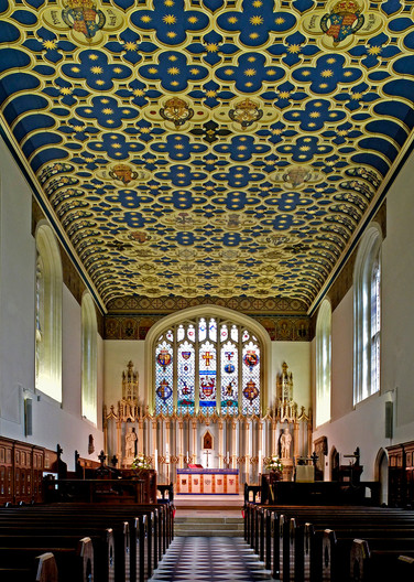 15 QUEEN'S CHAPEL OF THE SAVOY by Keith Evans