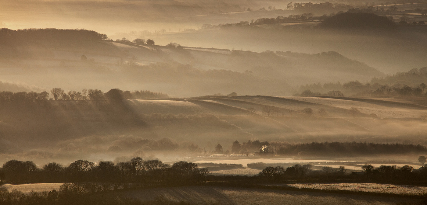 18 EARLY MORNING VIEW by Peter Tulloch