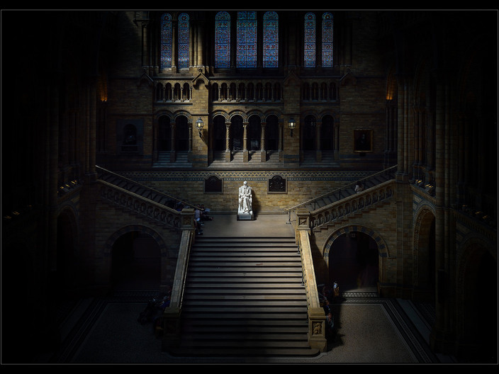 GROUP 1 18 GUARDIAN OF THE MUSEUM by Mick Dudley