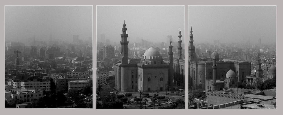 3rd= CAIRO by Cathie Agates