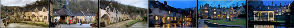 16 CASTLE COMBE by Dave Brooker