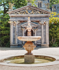 PDI 0 points CASTLE GARDEN FOUNTAIN by Dave Brooker