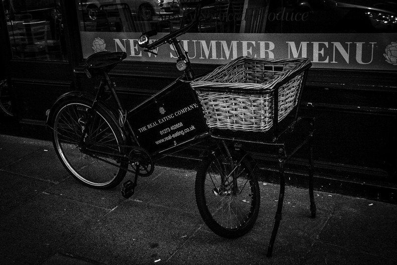 OLD FASHIONED DELIVERY by Tony Hill