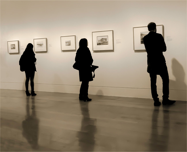 15 VIEWING SALT AND SILVER IMAGES AT THE TATE by Colin Hurley