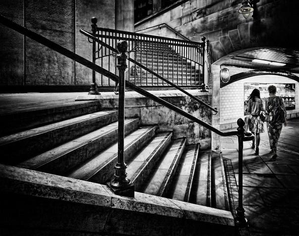 UNDERPASS by Nick Ryan