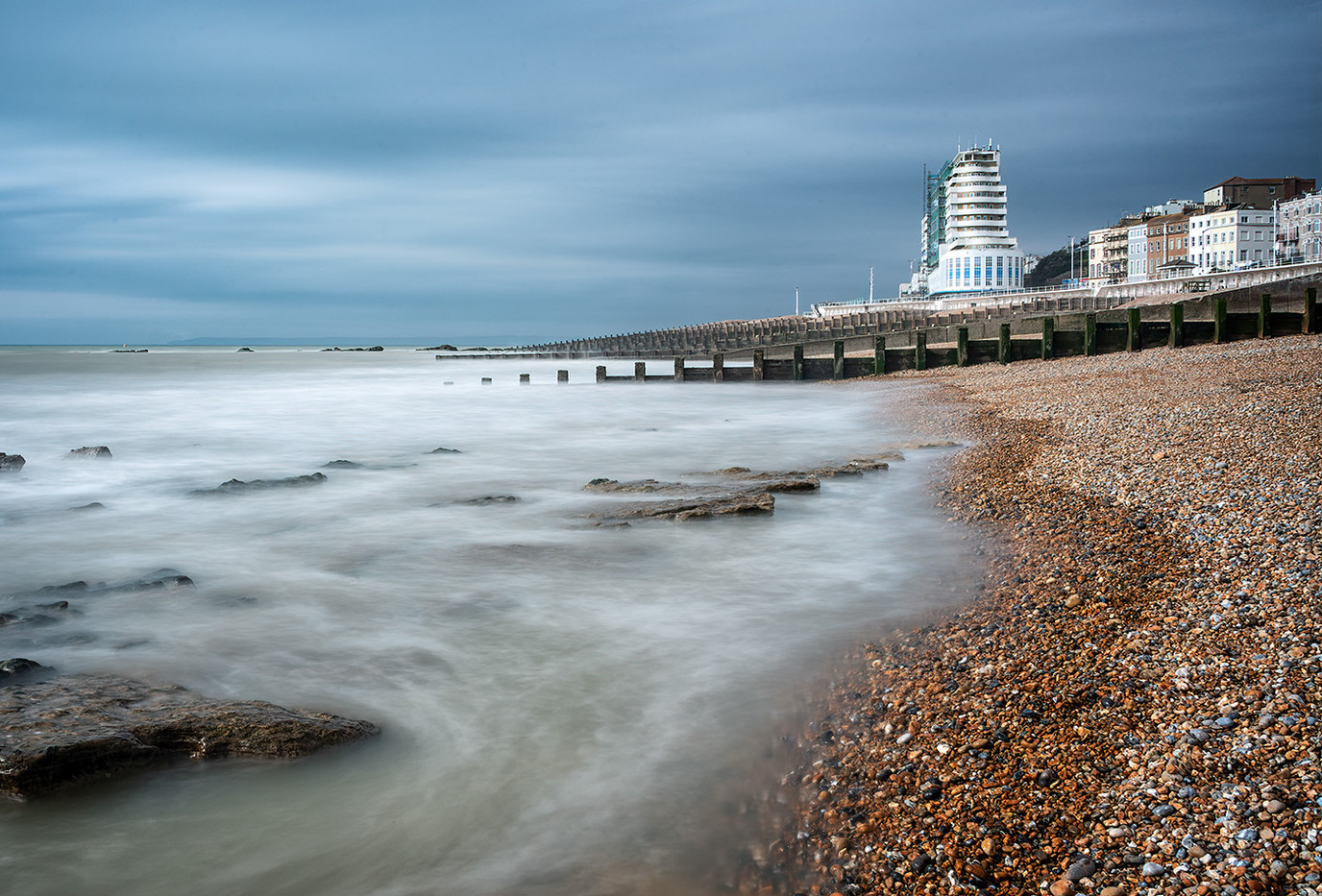 18 HASTINGS SEA FRONT by John Butler
