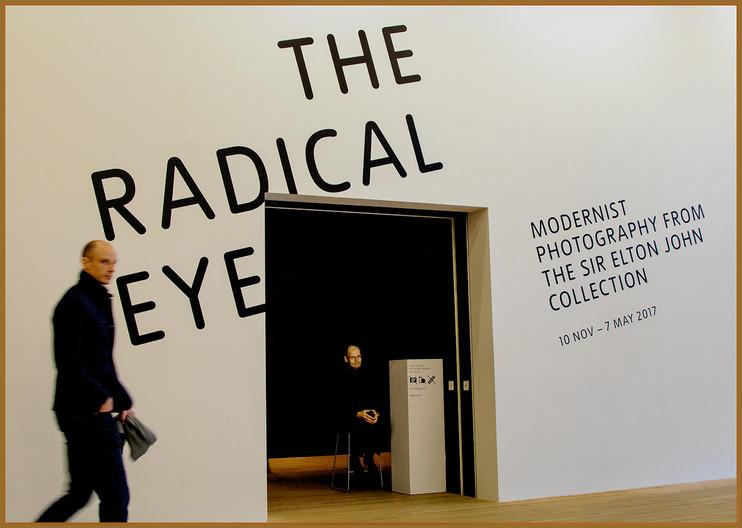 17 RADICAL EYE VIEW by David Peek