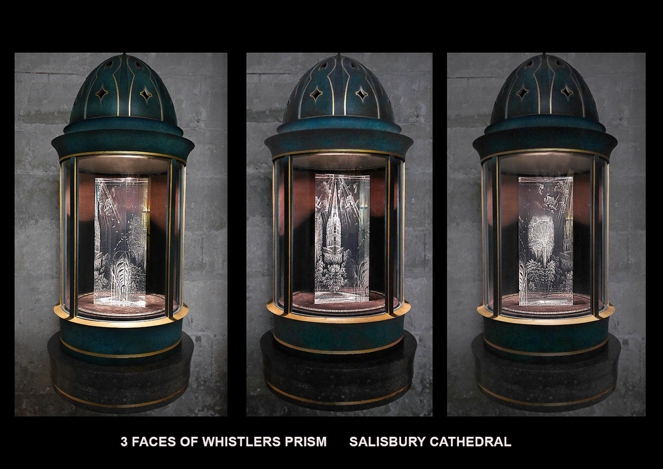 20 3 FACES OF WHISTLER'S PRISM by Denys Clarke