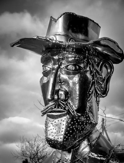 17 TIN MAN by Cathie Agates