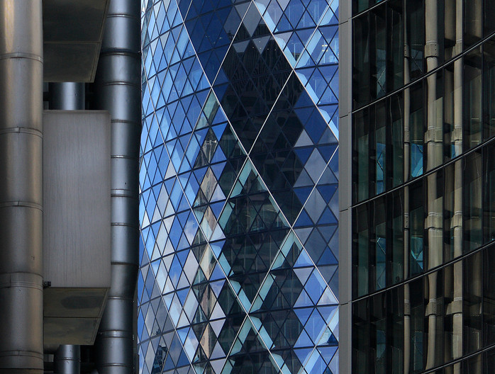 19 ARCHITECTURAL ABSTRACT by Philip Smithies