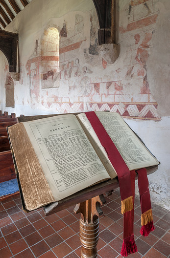 16 RELIGIOUS TEACHINGS ST THOMAS A BECKET CHURCH CAPEL by Chris Rigby