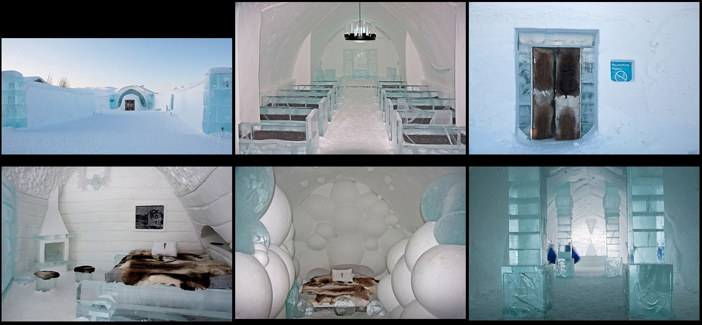 17 ICE HOTEL by Cathie Agates