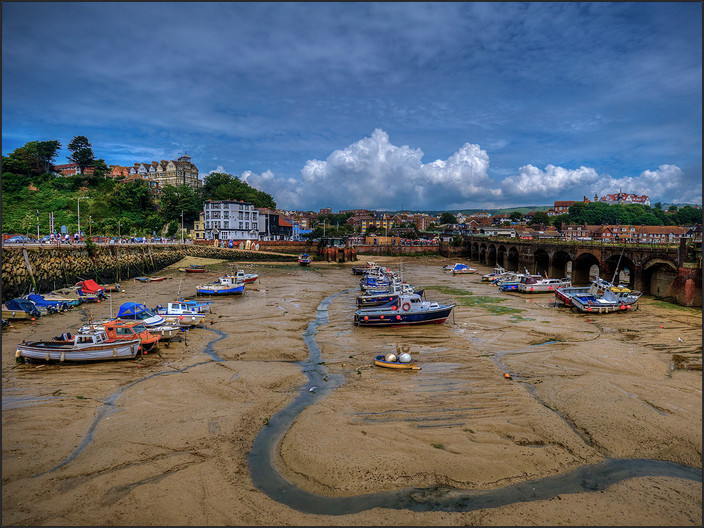 GROUP 1 15 TIDE'S OUT at FOLKESTONE by Mick Dudley