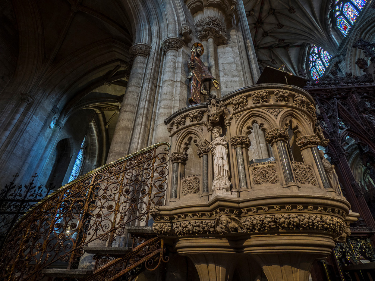 18 ELY PULPIT by Terry Day