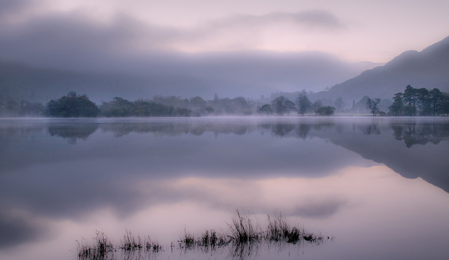 GROUP 1 17 STILL WATERS AT ULLSWATER by Peter Tulloch