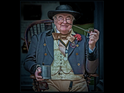 PICKWICK by Mick Dudley