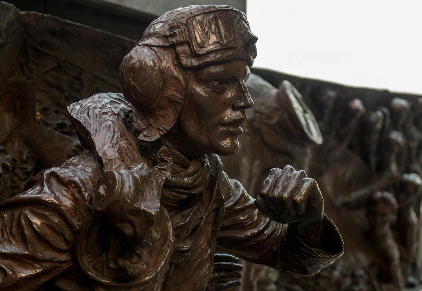 15 BATTLE OF BRITAIN MEMORIAL by Richard Brown