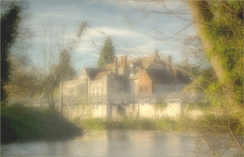 15 ARCHBISHOP'S PALACE, MAIDSTONE by Les Welton