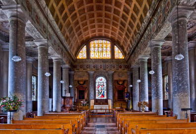ST LAWRENCE'S MEREWORTH CHURCH by Roger Wates.jpg