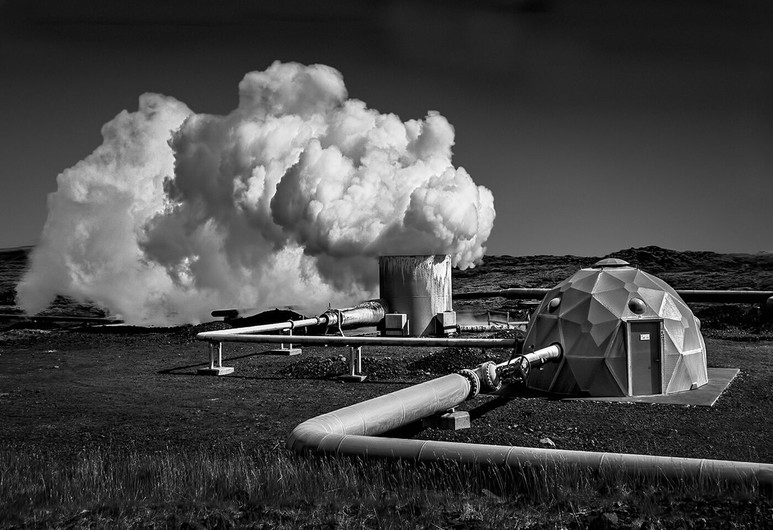 17 GEOTHERMAL ENERGY by Pam Sherren